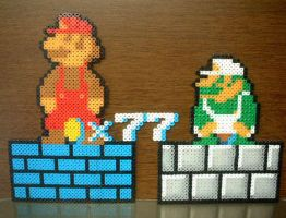 Perler bead sprites 093 7 years ago in other