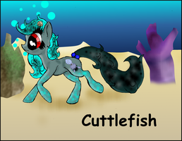 Cuttlefish by Chickfila-Chick