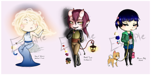 Song Adoptables /Open/ by Poison-Peach
