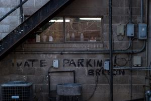 Parking by Bl4ck-and-wh1te