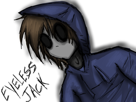 Eyeless Jack by DJambersky666