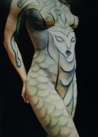 Body Paint by ian-lewis