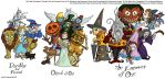 Fairy Tale Characters 3: Oz by Gummibearboy