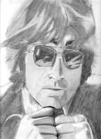 Lennon Legend by JediKaputski
