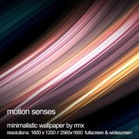 Motion Senses Wallpaper by realmotion