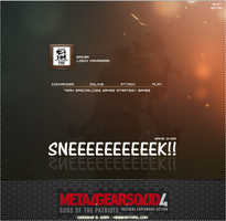 Metal Gear Solid 4 Online by Linux4SA