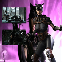 Injustice Catwoman by BatNight768
