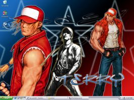 terry bogard by Stainless-x