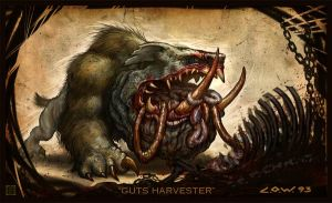 Guts Harvester by VegasMike