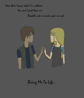 Day 1: Bring Me to Life by AnyaBlood1632