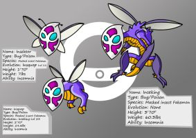 Insektor - Insquop -  Inseking by warthogrampage