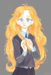 hp | luna lovegood by Julia-Yes