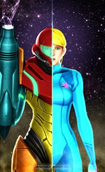 SAMUS by LDMythos