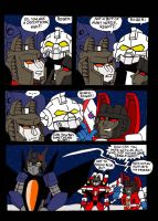 Screamer and friends pg1 by xero87