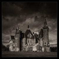Castle Moszna 3 by wienwal