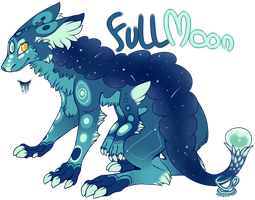 .:Sleepwalker Adopt:. Full Moon Auction  *CLOSED* by QueenEgg