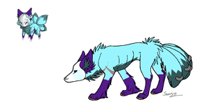 Foxadopt Reprise 7 - ' Together' - Adopted by Feralx1