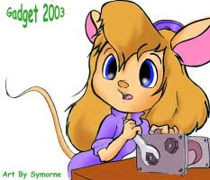The Gadget by symorne