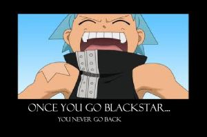 Once you go black star XD by EpicEmoSkittles
