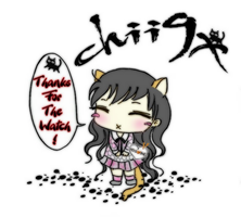 Thanks... by Chii9x