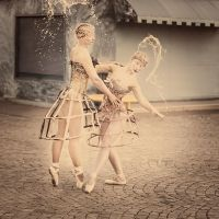Ballerinas by MaryaS