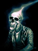 Ghost Rider by Marcelo-Costa