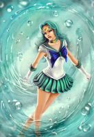 Sailor neptune by Anuta71