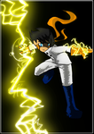 .:Lightning:. by the-blue-fish