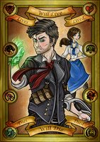 Constants and Variables: Bioshock Infinite by Blue-Fayt