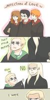 HP: JEALOUSY by Randomsplashes