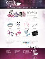 Rush Jewellery Home Page by scottrichardson