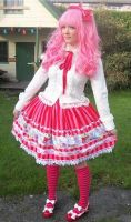 Lolita Outfit by Cupcake-Queenie