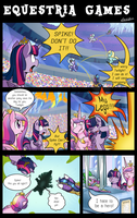 [S04E24] Equestria Games by vavacung