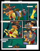 June Coyote Comic. Page 20 by Virus-20