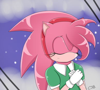 Classic Amy - Worry by MikuVocaloidMiku