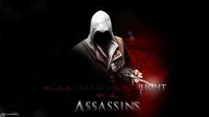 Dark Assassin by abdelrahman