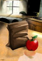Paper Bag by putridCheese