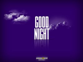 Goddnight Wallpaper by panos46
