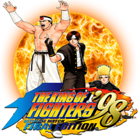 King Of Fighters 98 Ultimate Match Final Edition 2 by POOTERMAN