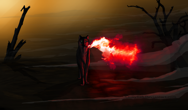 Flare by ChillyFish