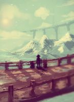bridge by ryky