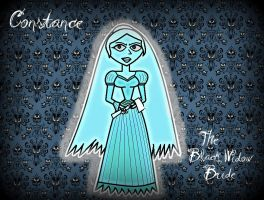 The Attic Bride Constance by Mysticalblackangel