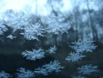 Frost Forming on Windshield by AskGriff