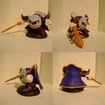 Meta Knight by Archaedin