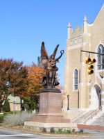 Confederate Monument 02 by DKD-Stock