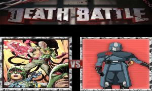 DEATH BATTLE Idea Baron Strucker VS Cobra Comm. by JefimusPrime