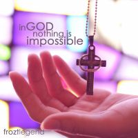 Nothing is Impossible by froztlegend