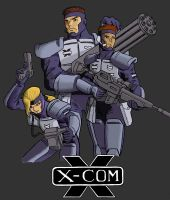 Fan Art: X-COM by Darcad