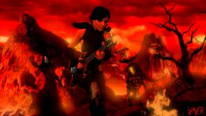 Hell Awaits by 47612784612784678128