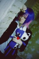 Stocking boy by Saichi24Kagerou